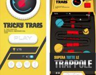 TrickyTraps: The videogame – noto gioco degli anni 80 ora su iPhone e iPad