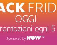 Amazon: ancora offerte per il Black Friday!