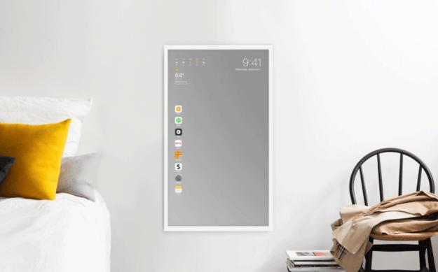 Ecco a voi l'Apple Mirror, lo specchio smart per gli appassionati Apple