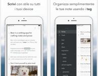 Bear, un'applicazione per gestire al meglio le tue note