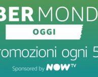 Ancora offerte per il Cyber Monday su Amazon