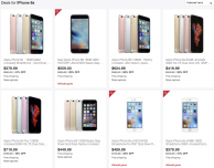 Apple inizia a vandere gli iPhone ricondizionati sul proprio sito