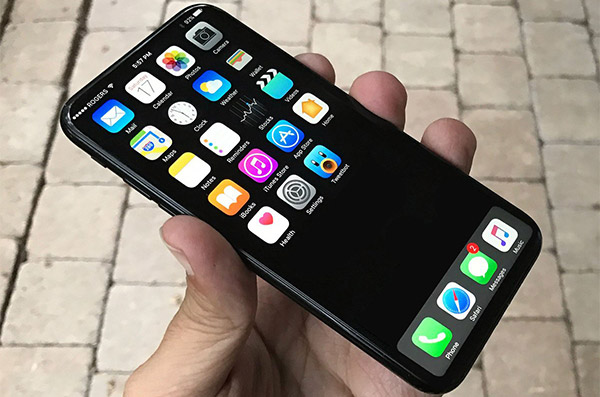 Apple sta testando 10 prototipi del nuovo iPhone 8""