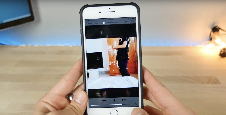 Un video rallenta e blocca tutti gli iPhone!