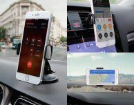 Inateck propone in offerta il nuovo supporto da auto universale