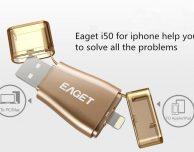 Eaget I50, la chiavetta USB per il tuo iPhone