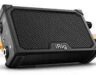 iRig Nano Amp: il micro amplificatore portatile compatibile con iPhone, iPad e Mac