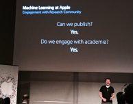 I ricercatori AI di Apple potranno pubblicare le loro scoperte