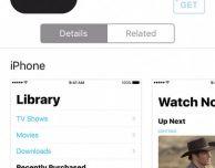 TV App di Apple è disponibile su App Store USA, ma solo per chi ha iOS 10.2