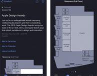 Apple aggiorna l'applicazione WWDC