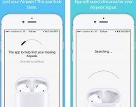 Apple rimuove l'app per ritrovare le AirPods smarrite