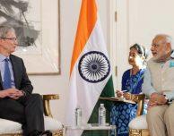 Fissato l'incontro tra Apple e governo indiano