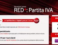 Utenti business, solo per oggi Vodafone sconta per sempre l'offerta RED+