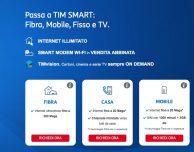 Continua l'offerta TIM Smart 3×2