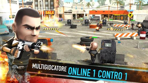 WarFriends: gioco di azione e strategia in 3D