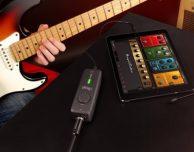 IK Multimedia presenta iRig Pro I/O e iRig Acoustic Stage