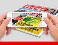 Focus Realtà Aumentata: il mensile Focus in 3D sul tuo smartphone