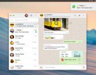 WhatsApp Desktop fa il suo ingresso su Mac App Store