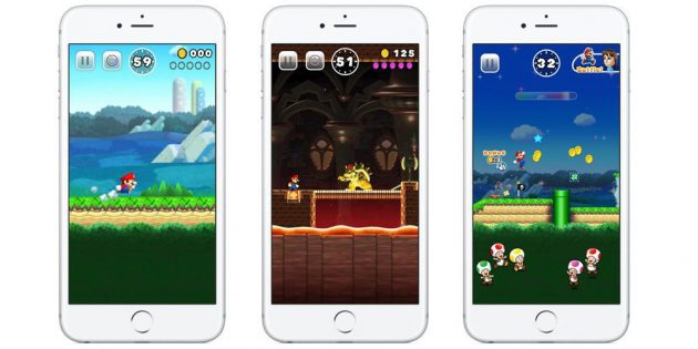 Super Mario Run raggiunge i 90 milioni di download