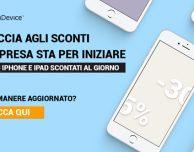 Su TrenDevice è Caccia agli Sconti: solo 30 iPhone e iPad scontati al giorno!