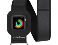 Apple Watch diventa un Heart Rate Monitor da braccio: ecco ActionSleeve! – CES 2017