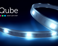 Smart Light Strips: Qube rende più economico il concetto di Smart Home – CES 2017