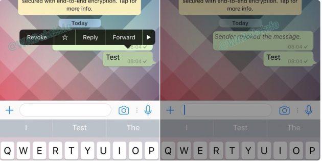 WhatsApp: sarà possibile modificare e cancellare i messaggi inviati