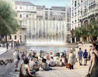 Il comune di Milano approva l'apertura dell'innovativo Apple Store in piazza Liberty
