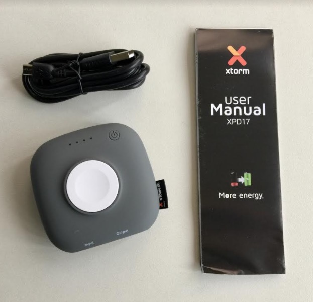 batteria esterna Apple Watch Xtorm