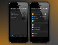 Eclipse 4 per iOS 10 porta la Dark Mode su iOS!