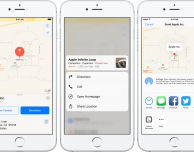Google Maps introduce le preview delle aree tramite 3D Touch