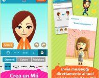 Nintendo aggiorna l'app Miitomo