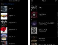 Microsoft aggiorna l'app Groove Music