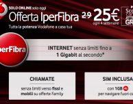 Solo per oggi attivazione a metà prezzo e sconto per sempre su Vodafone ADSL e Fibra