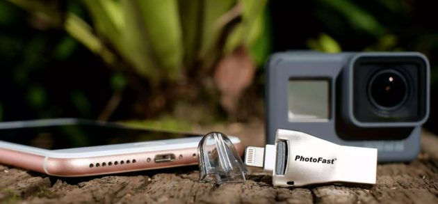 4K iReader PhotoFast