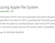 Scopriamo AFPS, il nuovo file system di Apple