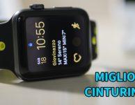 """Recensione Cinturino Apple Watch """"stile Nike"""" di Hoco Italia – VIDEO"""
