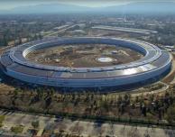 Apple Park: nuovo video sui progressi dei lavori