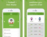 """Football Stats Master, l'app che """"studia"""" le partite e offre pronostici"""