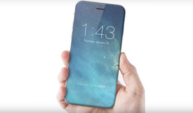 Apple potrebbe rilasciare iPhone 8 con chassis in vetro e iPhone 7s in alluminio iphoneconceptimage 630x371 TechNinja