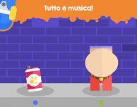 Street Music Academy: un nuovo gioco musicale per iPhone per i più piccoli