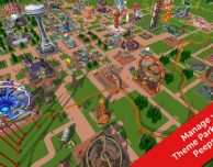 RollerCoaster Tycoon Touch: su App Store il nuovo capitolo del gestionale