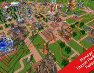 RollerCoaster Tycoon Touch: su App Store il nuovo capitolo del gestionale