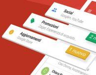 Gmail si aggiorna con il supporto al 3D Touch