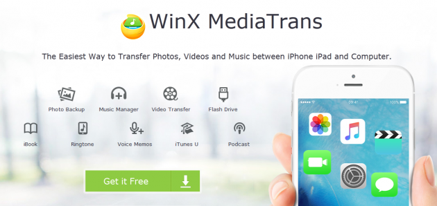 Winx Mediatrans Gratis Un Software Per Trasferire I File