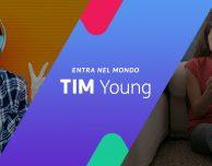 TIM Young non includerà più TIM Music, ma avrà 2 GB in più
