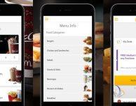 Da McDonald's il panino si ordina e si paga con un'app