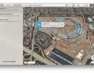 L'Apple Park compare in Flyover su Mappe con nuove info
