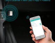 Cacagoo Wireless Scanner, il connettore OBD II che porta su iPhone informazioni avanzate della tua auto