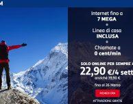 TIM Internet Senza Limiti in offerta a 22,90€ per sempre
